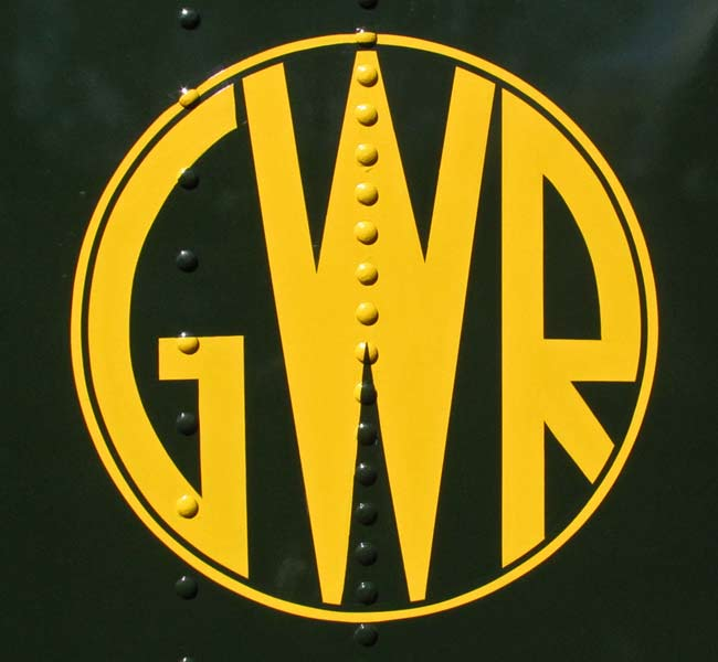 GWR Shirtbutton
