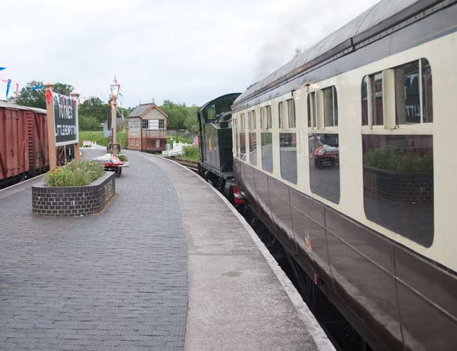 5542 at Totnes.