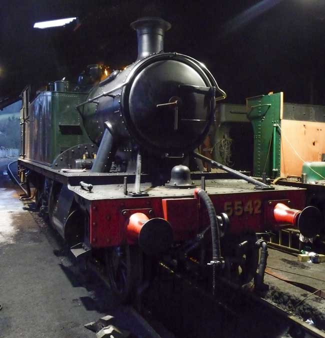 5542 in the shed